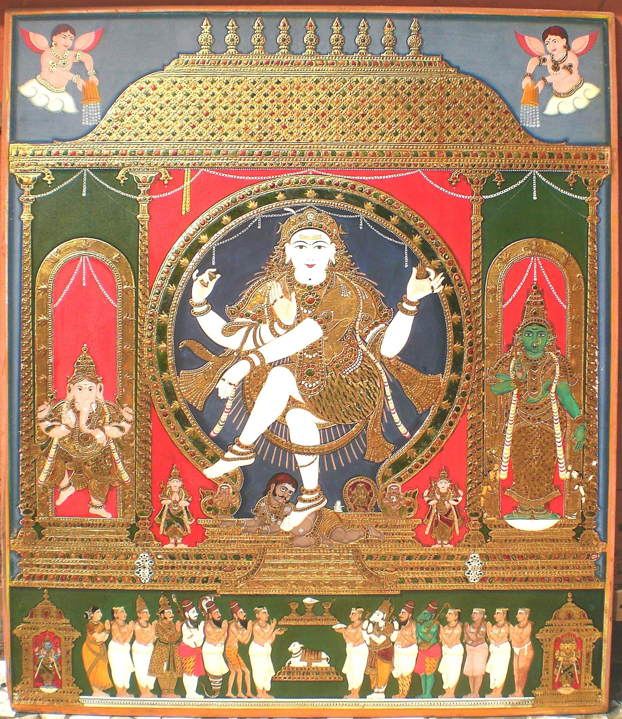 Thanjavur​, ​South​ ​Indian​ ​Paintings