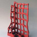 Madhavi Window-Red